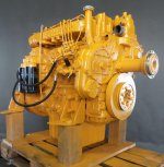 Recondition of engine Liebherr D 914 TI
