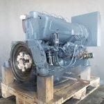 Recondition of engine Deutz F4L912