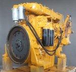 Recondition of engine Liebherr D 904 TB