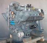 Remont silnika Liebherr D9508 A7