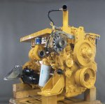 Recondition of engine Caterpillar 3116