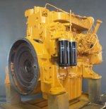 Motorüberholung des Motors Liebherr D914 TI