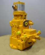 Die Reparatur der Pumpe A4V56 MS1.0L0C5010.