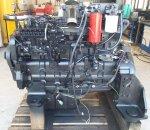 Motorüberholung des Komatsu SA6D114-E2