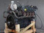 Recondition of engine Deutz TCD 2015 V08
