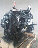 Recondition of engine Cummins QSC8.3