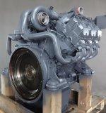 Remont silnika Deutz BF6M1015