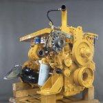 Remont silnika  Caterpillar 3116