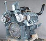 Remont silnika Liebherr D9408 TI-E A4
