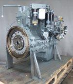 Remont silnika Liebherr D926 TI-E