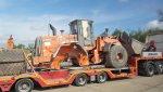 Nowa dostawa - ładowarka kołowa Hitachi LX210E