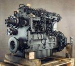 Remont silnika Komatsu SAA6D114E-1