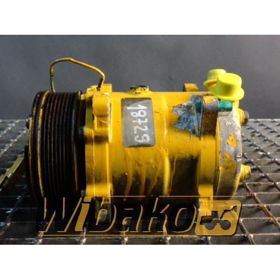 Sprężarka klimatyzacji Sanden S6652 1545410880