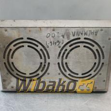 Compresor volumétrico Almann AS200