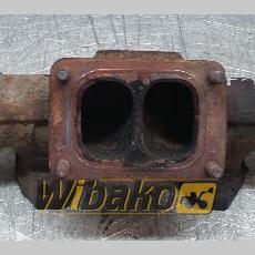 Kolektor wydechowy Daewoo DE12TIS