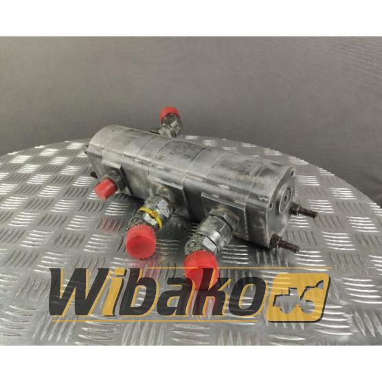 Pompa hydrauliczna Volvo A40