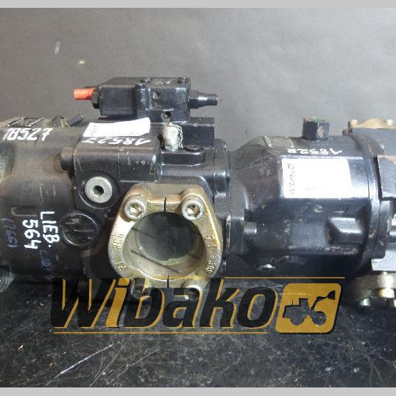 Pompa główna Hydromatic A11VO130LRDS+A10VO71DFR