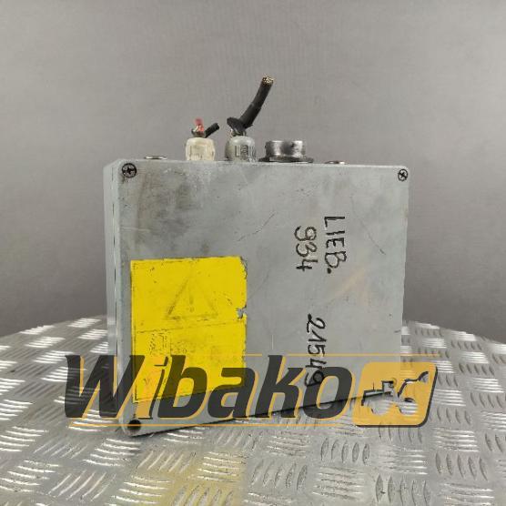 Electric box Liebherr 9009182