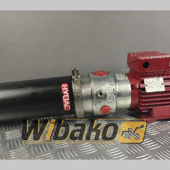 Silnik elektryczny + pompa VEM motors Thurm K21R71G4/3272