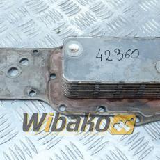 Chłodniczka oleju silnika Komatsu SAA6D102E-2 3957544