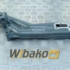 Adapter obudowy chłodnicy oleju Liebherr D9408 TI-E A3 9886757