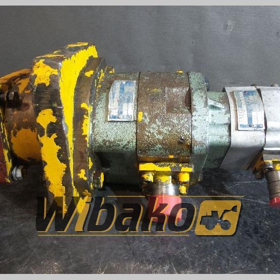 Hydraulikpumpe Kracht KP2/25F2BVZXG