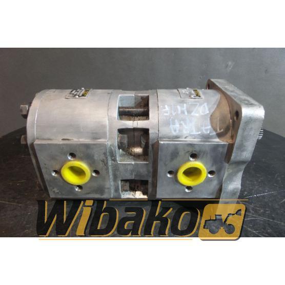 Bomba hidráulica Industrial Technic C95X2/C15X2