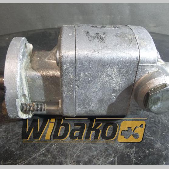 Hydraulikpumpe Hydrotor PZTK1-12B