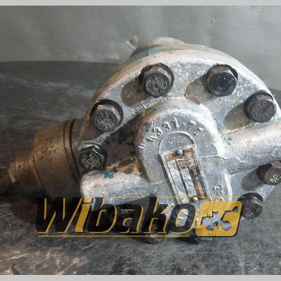 Pompa hydrauliczna Jihostroj ZBC12-L2 8711-419
