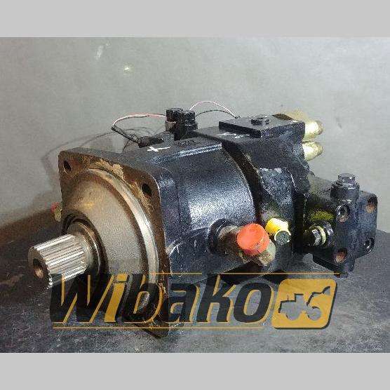 гідромотор Komatsu A6VM160DA2/63W-VAB017HB R902084075