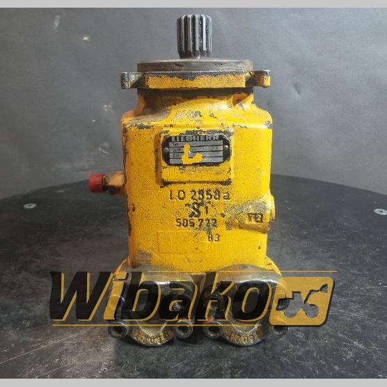 гидромотор Liebherr LMF45 9265453000