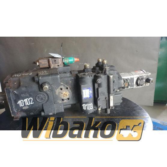 Pompa hydrauliczna Sauer 42R41C-E1A603DNB2CNB2525