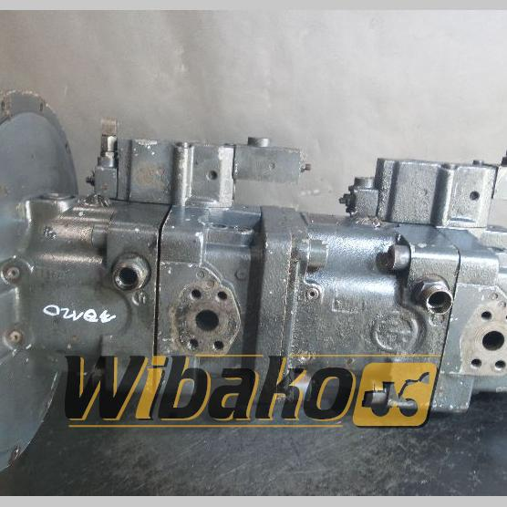 Pompa hydrauliczna Rexroth A11VO95LRDCH6+A11VO95LRDCH6 R909608454
