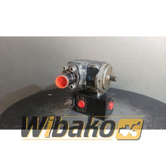 Bomba hidráulica Hanomag 60E