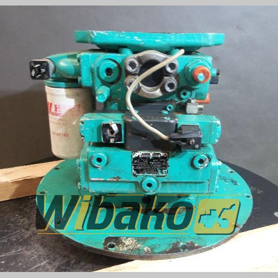 Bomba hidráulica Hydromatik A4VG90 DA2D8/32R-NAF02FXX1L-S