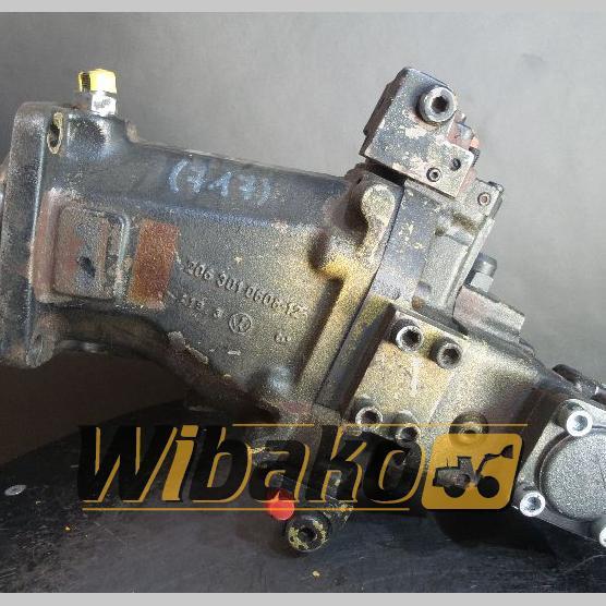 мотор хода Caterpillar BMR135