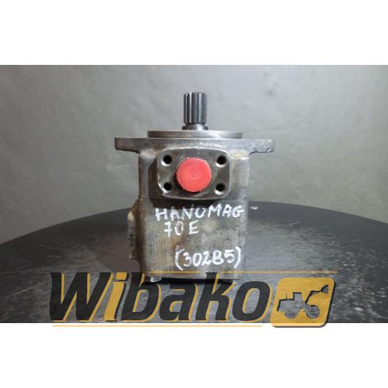 Bomba hidráulica Hanomag 70E