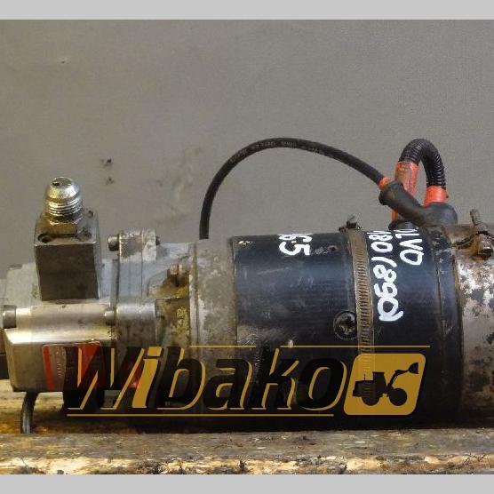 Bomba dentada con motor eléctrico HPI 109524J
