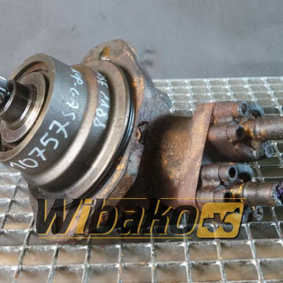 мотор хода Case 1188 R4743719