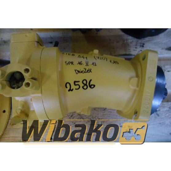 Bomba hidráulica Hydromatik A7V107LV2.0LZF0D 226.25.14.02