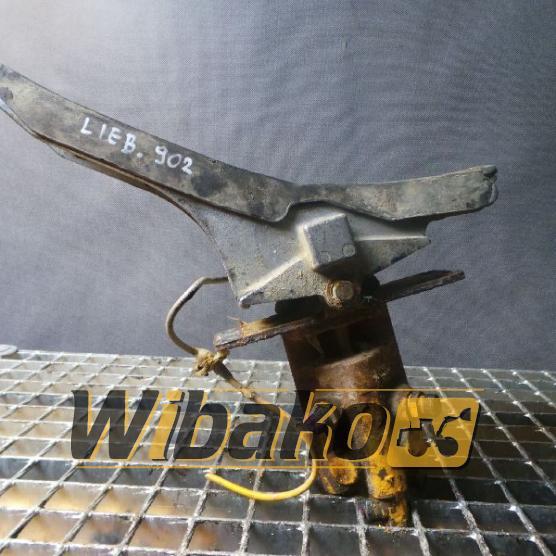 Pedal Liebherr VG72/3L01 9265508 004