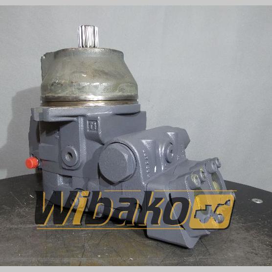гидромотор Liebherr FMV075