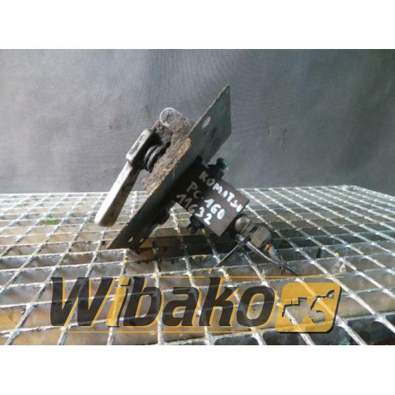 Pedal Komatsu PC160