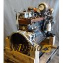 Silnik spalinowy Case 6T-590 1989061C1