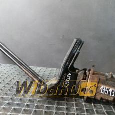 Pedały jazdy Doosan SOLAR 255LC-V