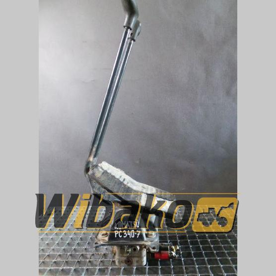 drive pedal Komatsu PC340-7