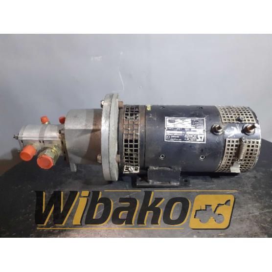 Elektropumpe Leroy Somer T15 733952/03-01/99
