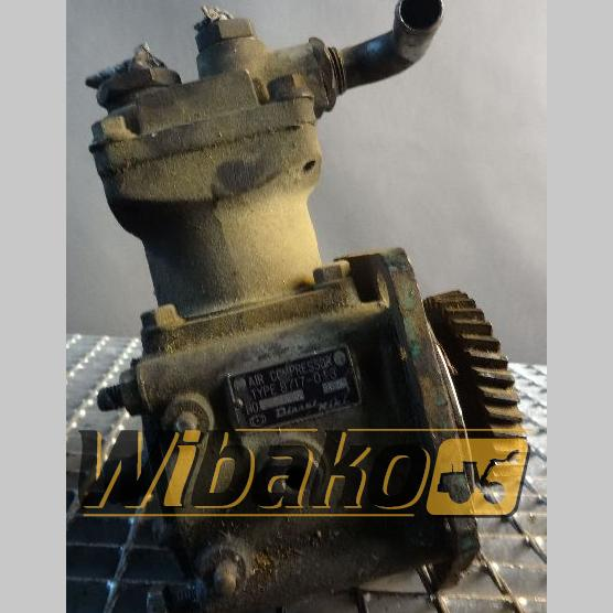 Compressor Diesel Kikki 8717-013 247664