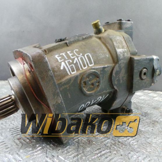 мотор хода Hydromatik A6VM107HA1T/60W-PZB010A-S R909433505