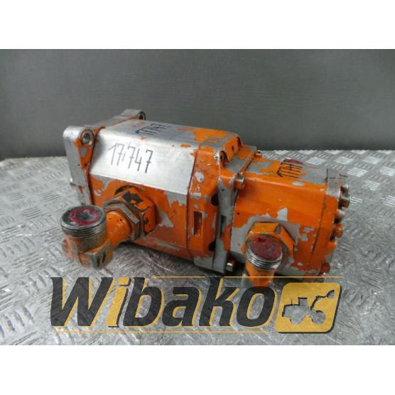 Bomba dentada WPH PZW2-K-63/25